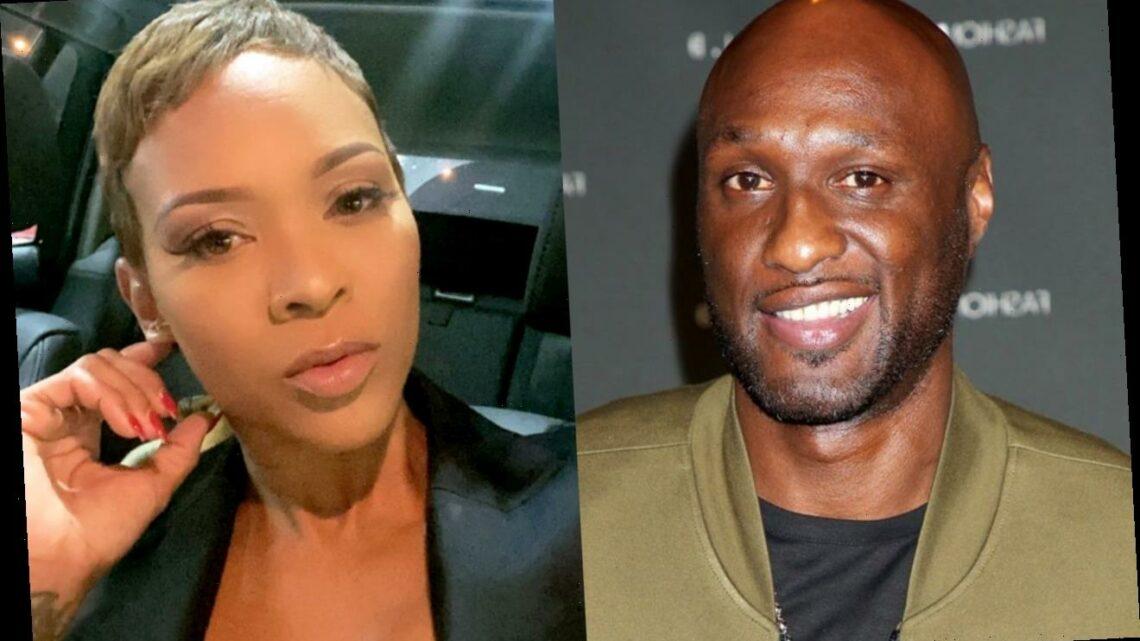 Lamar Odom Addresses 'Bitter' Ex-Fiancee Sabrina Parr, Says She Needs Help