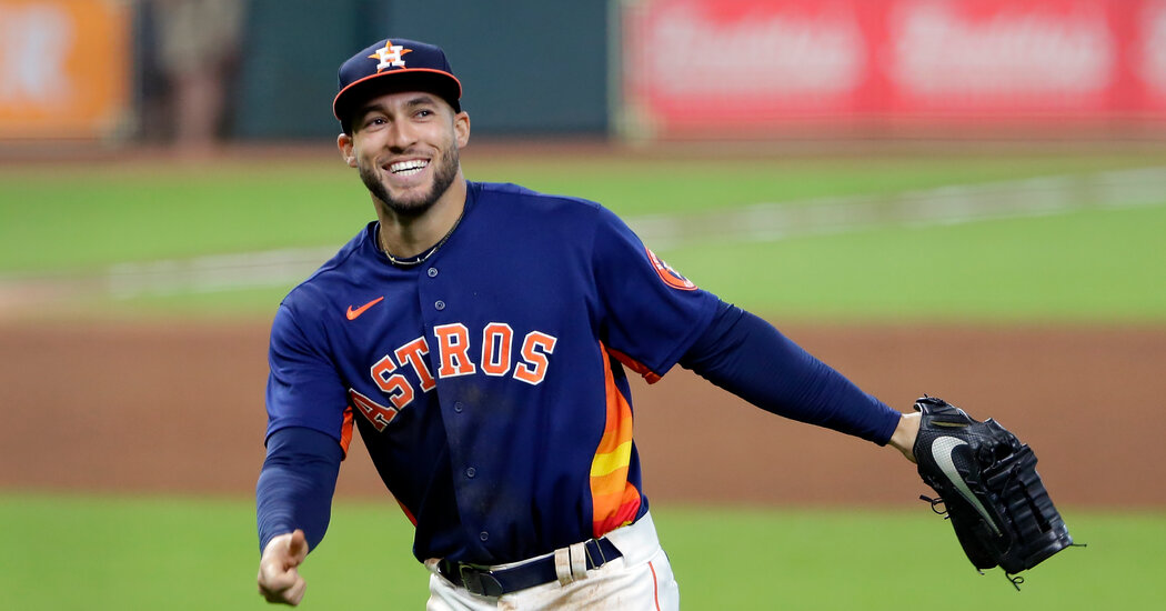George Springer Reaches $150 Million Deal With Toronto