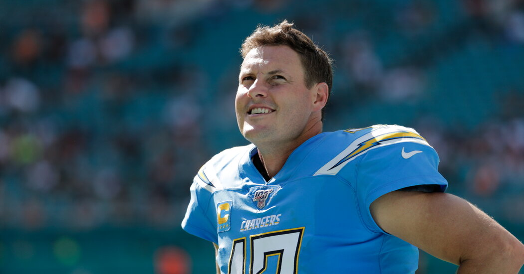 Philip Rivers Retires After 17 N.F.L. Seasons