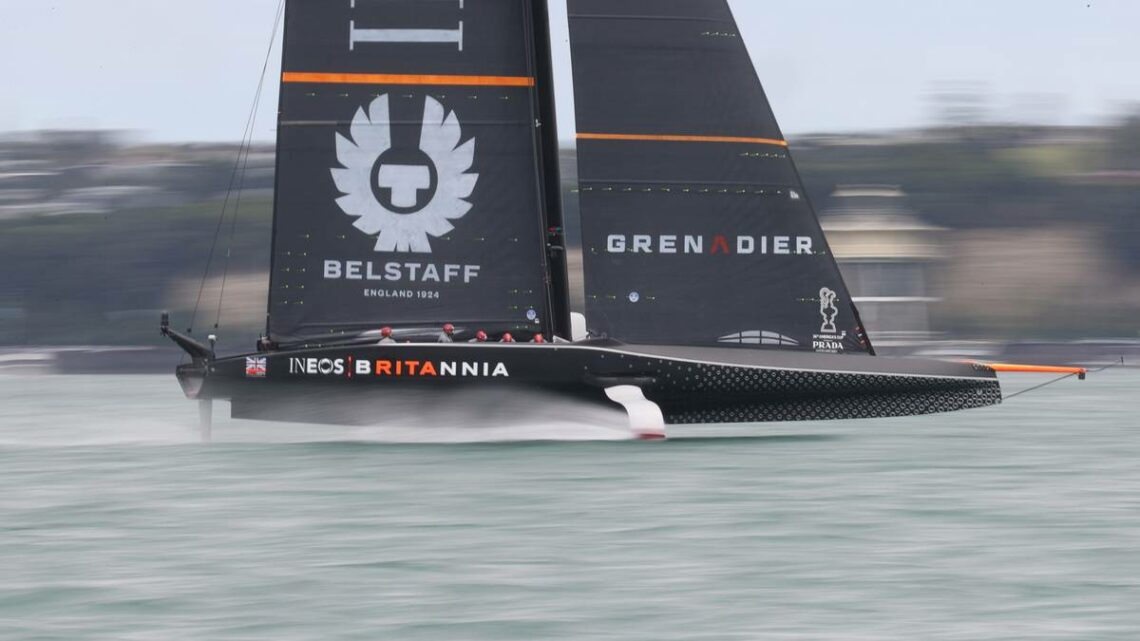 America's Cup 2021: Race director introduces postponement card after 'significant issues' in Prada Cup race