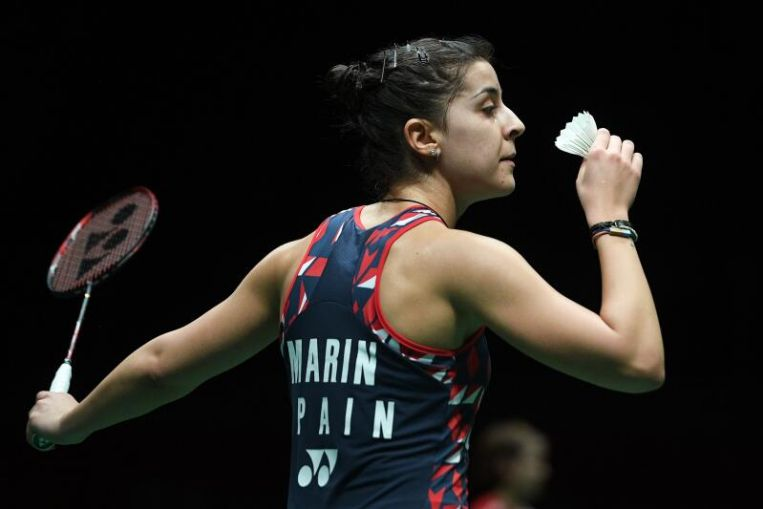 Badminton: Olympic champion Marin makes fast start at Thailand Open