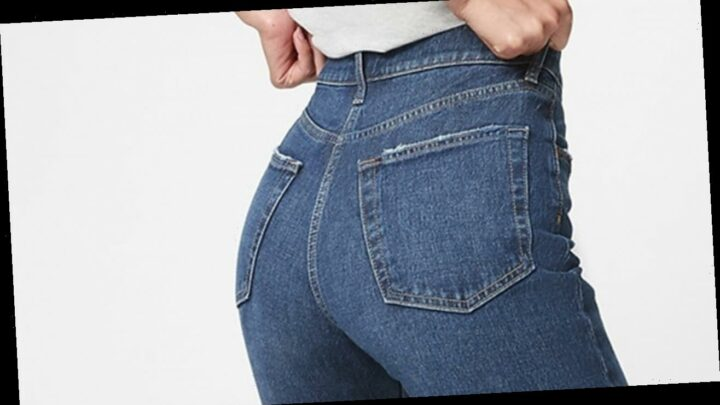TikTok Is Obsessed With These $55 Gap Jeans