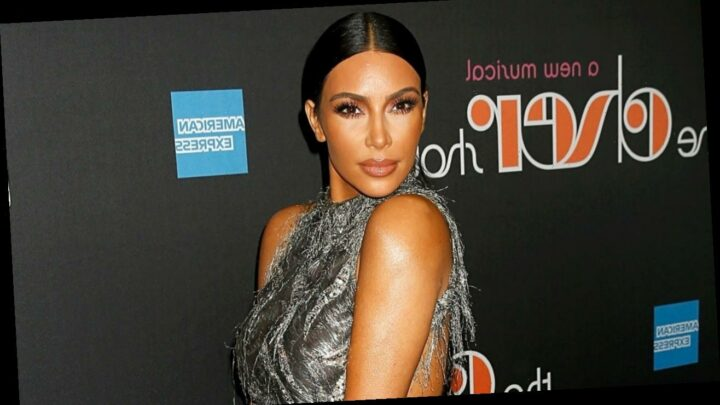 Kim Kardashian Returns to Instagram Without Her Wedding Ring