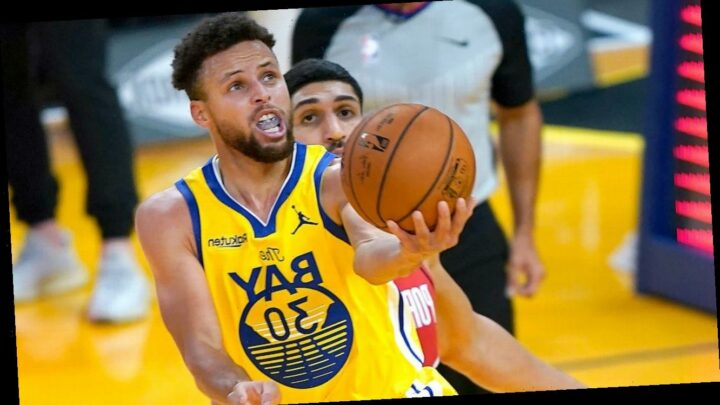 The big numbers and social reaction to Steph Curry's 62-point night