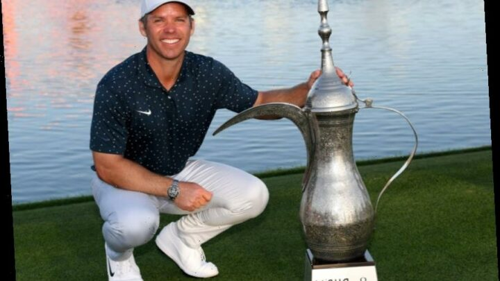Paul Casey targets Ryder Cup spot after landmark victory at Dubai Desert Classic