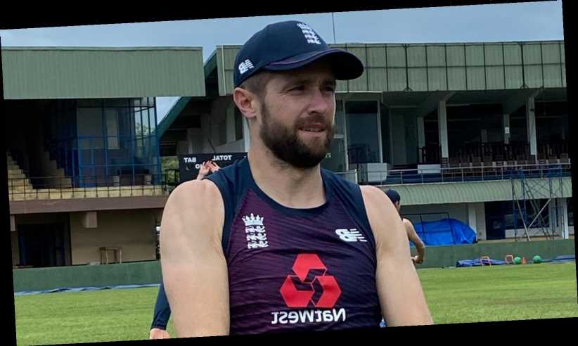 England's Chris Woakes admits his hopes of facing Sri Lanka in first Test are 'quite slim'