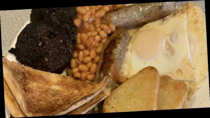Brits epically roast American's attempt at a Full English breakfast on Reddit