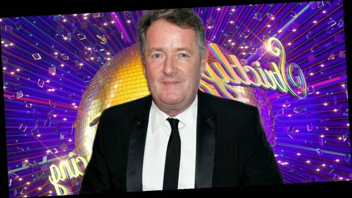 Piers Morgan agrees to sign up for Strictly Come Dancing if he can compete in same-sex couple