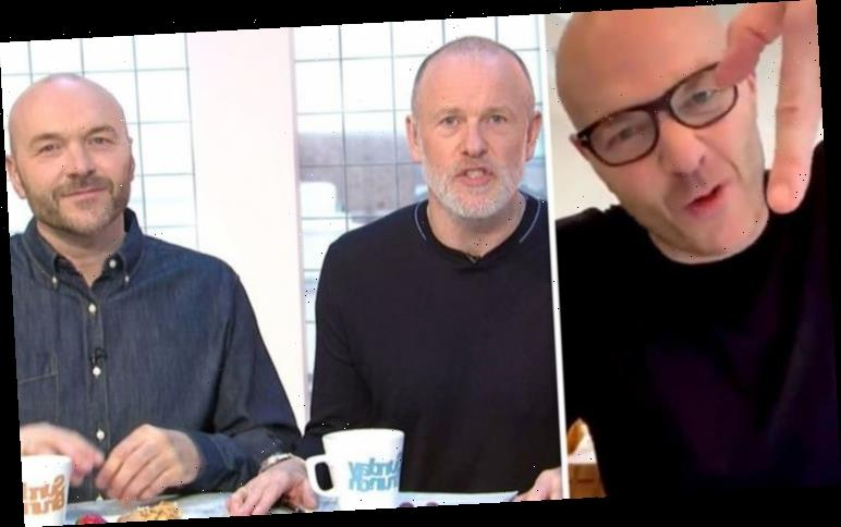 Simon Rimmer speaks out as Channel 4 can Sunday Brunch and bump it to E4