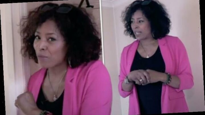 Jacqui Joseph reacts to Homes Under The Hammer buyer refusing her advice 'It's a shame'