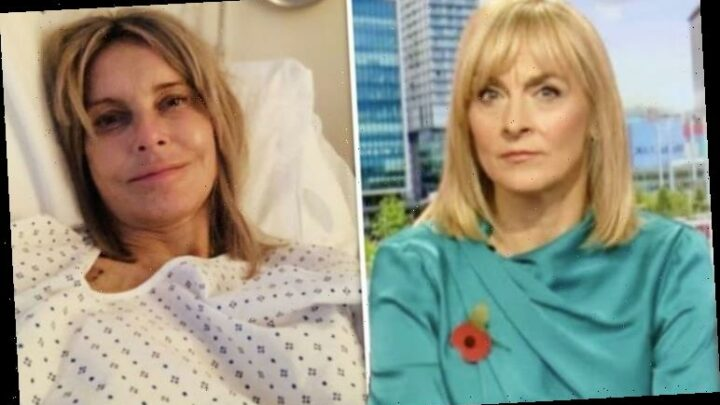 Louise Minchin: BBC Breakfast star supports Jacquie Beltrao as she shares surgery update