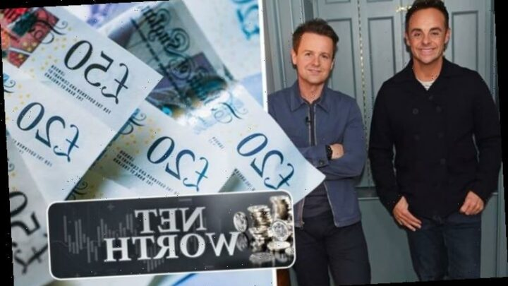 Ant and Dec net worth: How much money do the famous TV duo have each?