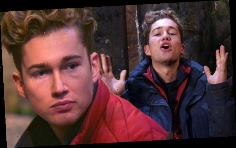 AJ Pritchard 'upset' at lack of tan after I'm A Celebrity moved to Wales 'Not the same!'