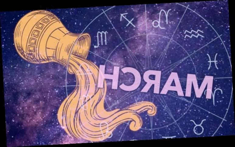 Aquarius March 2021 horoscope: What's in store for Aquarius in March?