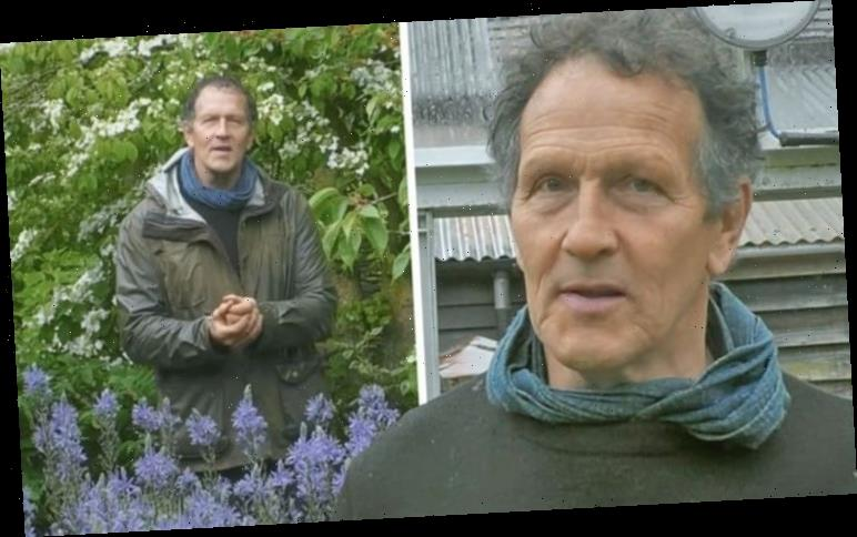 Gardeners' World filming under 'serious threat' as Monty Don's garden at risk of flooding