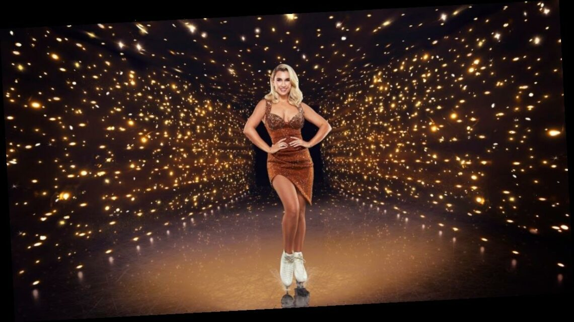 Billie Faiers quits Dancing On Ice after getting concussed following nasty fall
