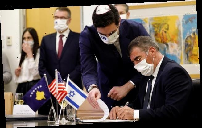 Kosovo becomes latest Muslim-majority country to recognise Israel