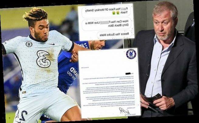 Abramovich 'appalled' at James abuse, pledges funds to fight racism