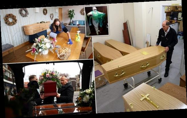 Funeral directors 'warn they are running out of space to store bodies'