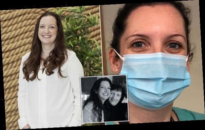 Doctor's guilt at not seeing her mother for 6 months before she died