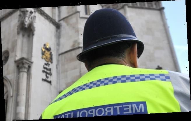 Stop and search on black people halves