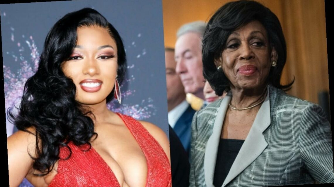 """Rep. Maxine Waters' Reaction To Cardi B & Megan Thee Stallion's """"WAP"""" Will Surprise You"""