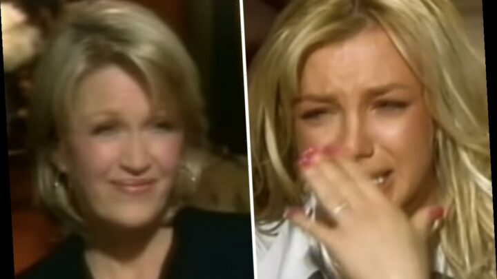 Britney Spears fans rip Diane Sawyer for 2003 interview that left singer in tears after it resurfaces in new documentary