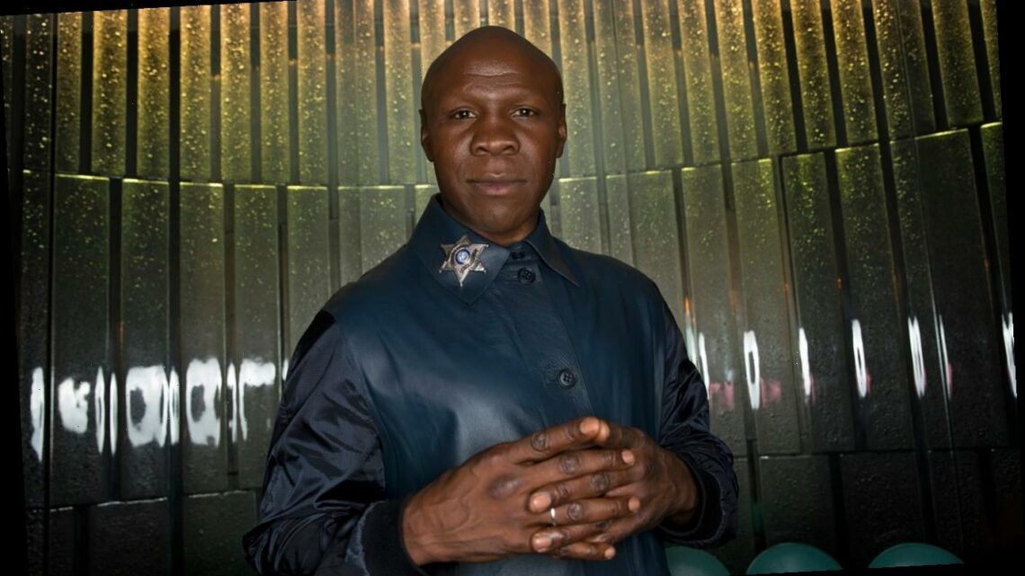 How old is Chris Eubank Sr and what is the boxing legend's net worth?