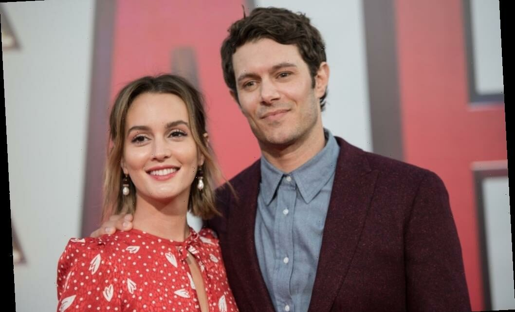 Adam Brody Found the Seth Cohen and Blair Waldorf Jokes About Him and Leighton Meester 'Embarrassing'