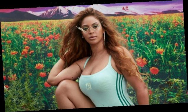 Beyoncé Transforms Into 'Malibu Bey' In Sexy Tank Top & Mini Skirt For New Ivy Park Campaign Pics