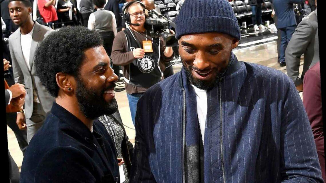 Kyrie Irving renews push to make Kobe Bryant the NBA logo