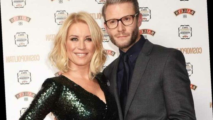 Dancing On Ice's Denise Van Outen admits work is ruining her relationship with fiance Eddie in emotional podcast