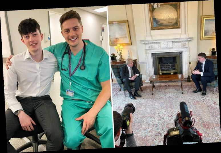 Emotional Dr Alex George says 'nothing will bring my brother back' but wants to make him proud in new ambassador role