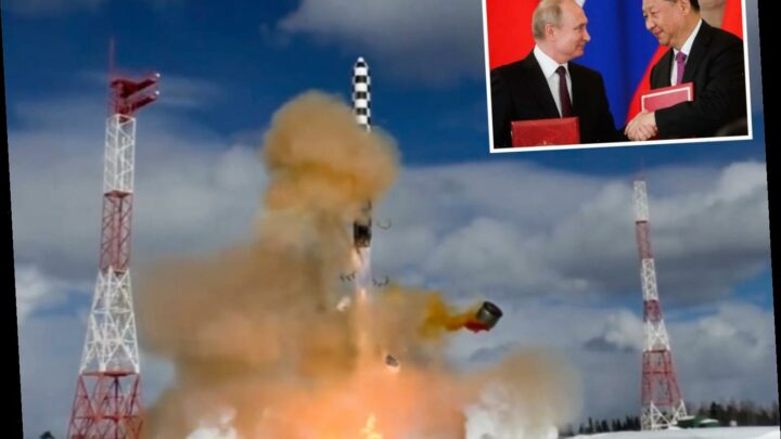 Nuclear war with China or Russia is a REAL possibility, warns US Commander as tensions escalate to Cold War levels