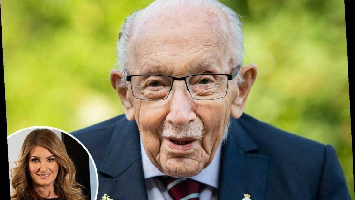I'm so glad Captain Sir Tom Moore did not die alone…nobody should