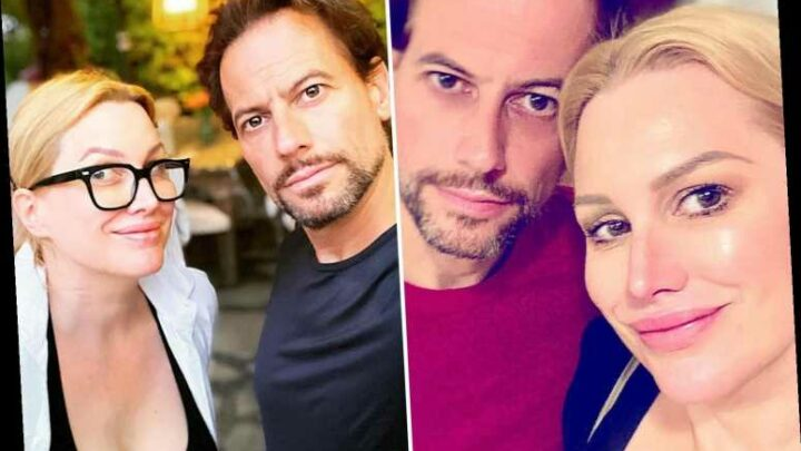 Ioan Gruffudd's wife Alice Evans says they 'are still friends' while 'discussing legal separation'
