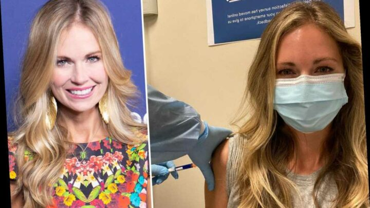 Former 'Southern Charm' star Cameran Eubanks participating in vaccine trial