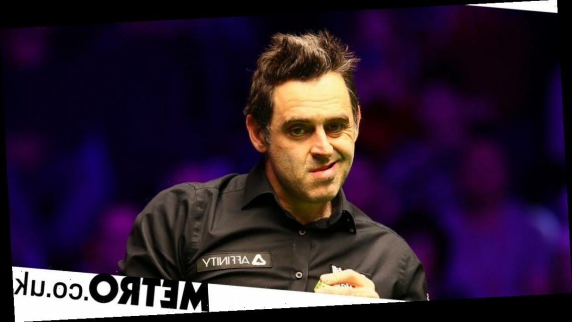 Ronnie O'Sullivan: Losses hurt less when you're the most successful player ever