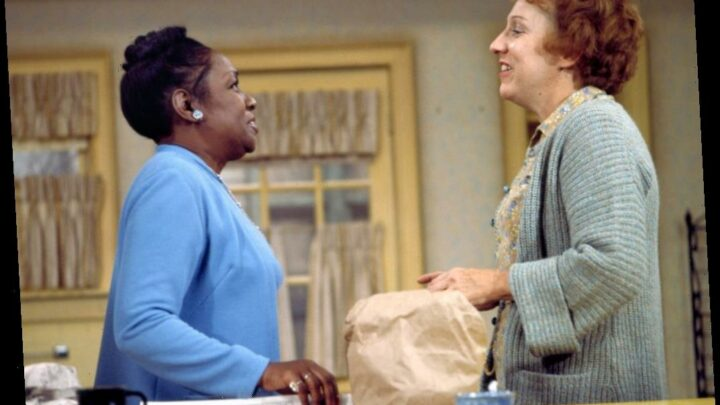 'All in the Family': Isabel Sanford Said Jean Stapleton Cried Real Tears in Their Goodbye Scene: 'I Really Hated to Leave'