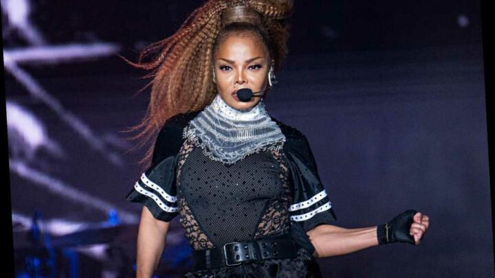 Janet Jackson's 1986 album 'Control' tops charts after Justin Timberlake apology