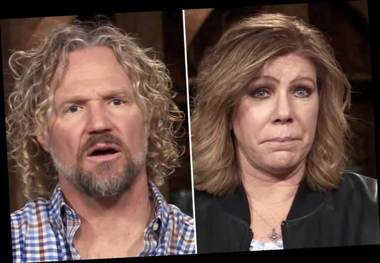 Sister Wives' Meri Brown admits her relationship with husband Kody is 'over' as star says the 'ball is in his court'