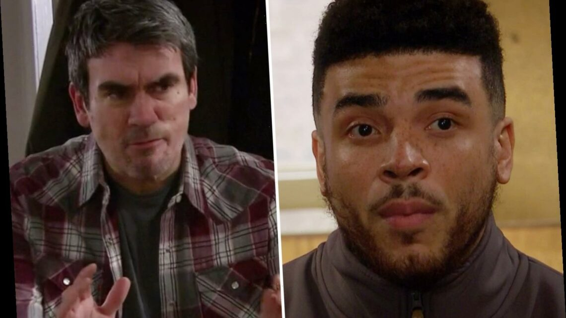 Emmerdale fans accuse soap of recycling storylines as Cain Dingle disowns son Nate Robinson again