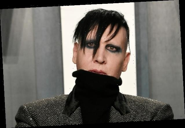 Marilyn Manson Dropped by CAA After Evan Rachel Wood Abuse Accusations