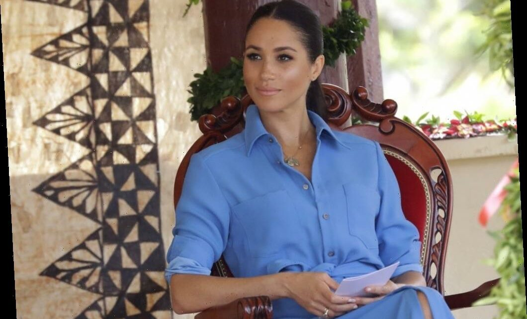 The British Royal Family Is Nervous for Meghan Markle's 'Tell-All' Interview With Oprah Winfrey