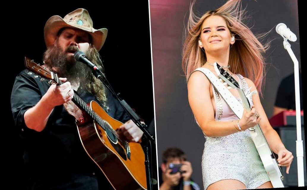 Maren Morris, Chris Stapleton lead Country Music Award 2021 nominations
