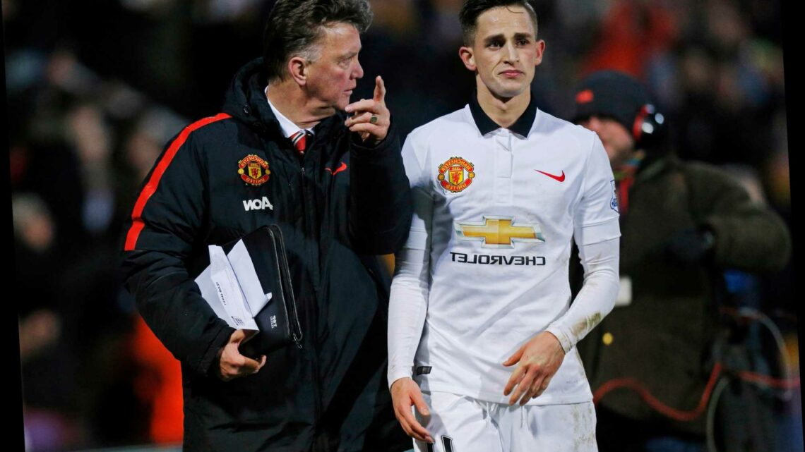 Ex-Man Utd boss Louis van Gaal hits back at Adnan Januzaj's claims he wasn't shown enough love or game time at club