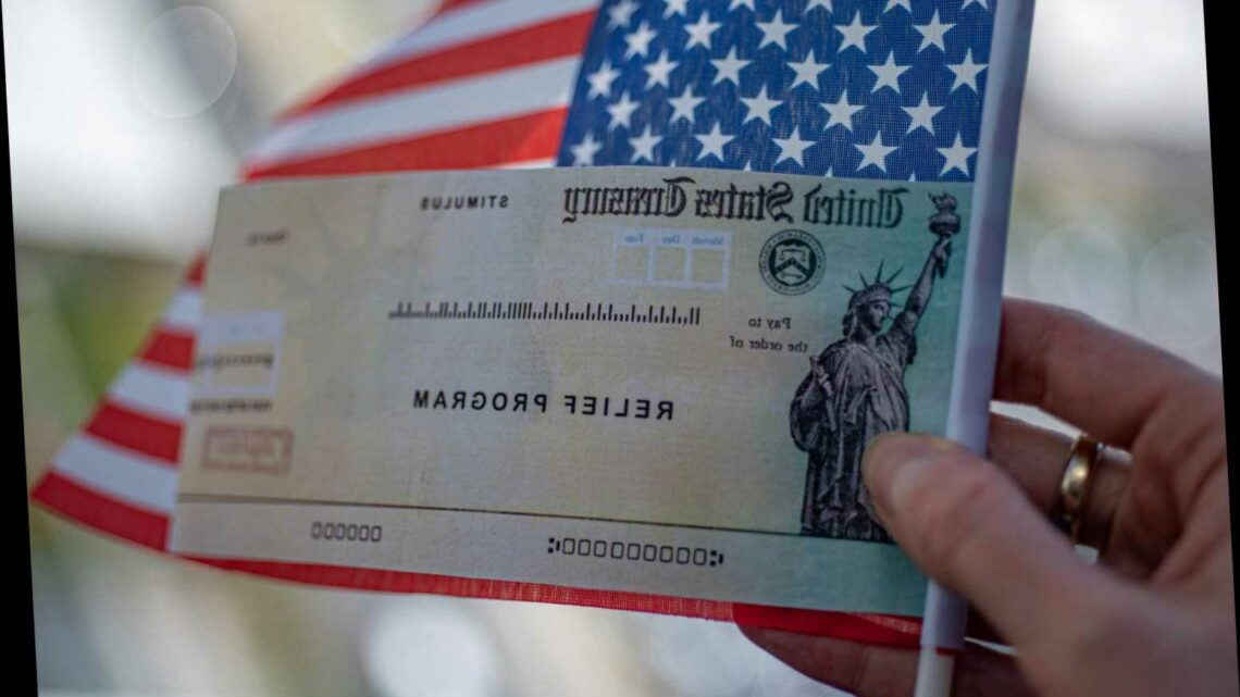 You could get your $1,400 stimulus check in less than four weeks as lawmakers clear crucial Covid relief hurdle