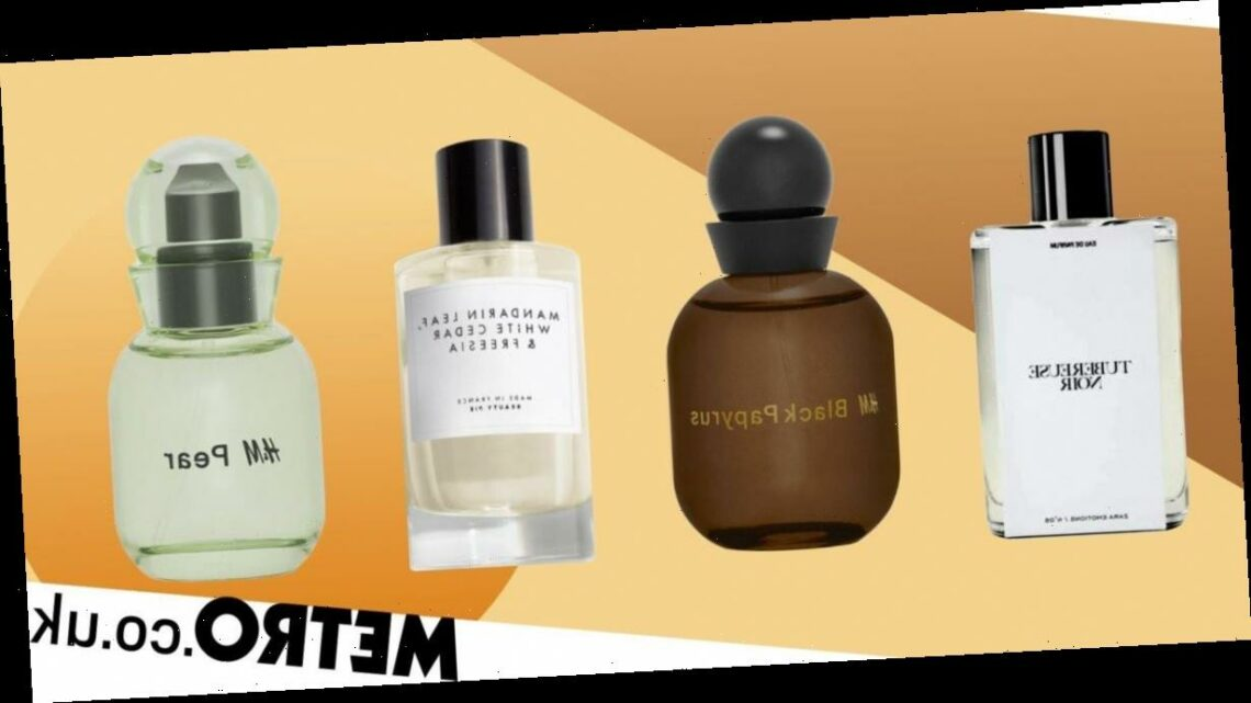 Seven of the best high street fragrances to try now