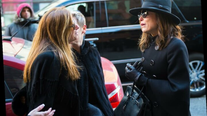 'RHONY': Jill Zarin Says She No Longer Hears From Bethenny Frankel and Reveals She Quit Before She Was Fired