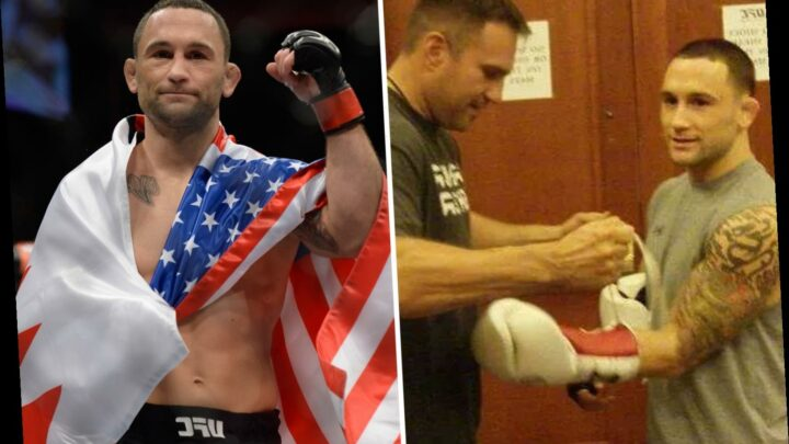 Frankie Edgar's 'work ethic' and 'love' for MMA have seen him defy Father Time and remain relevant deep into his 30s